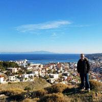 Christoph Donauer besuchte die griechische Insel Lesbos, um sich selbst ein Bild von der aktuellen Situation zu machen.