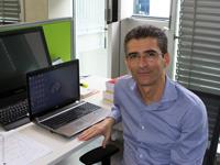 Dr. Stavros Georgiades ist im Sommersemester 2017 Gast-Dozent an der HdM.