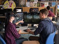 Das Institut für Games ist eine wissenschaftliche Einrichtung an der HdM.
