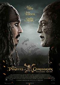 """Filmplakat von """"Fluch der Karibik - Salazars Rache"""". Foto: Disney Enterprises"""