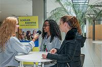 Rund 160 Schüler werden zum RadioTag erwartet (Foto: Landesvereinigung Kulturelle Jugendbildung)