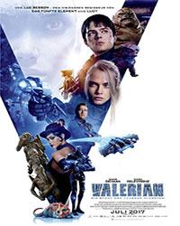 Valerian Filmplakat © universum film