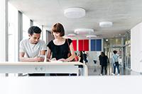 An der HdM sind rund 4900 Studenten eingeschrieben