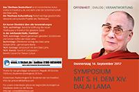 Im Tibethaus: Diskussion mit Wissenschaftlern und Experten