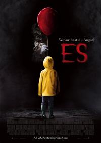 """Das Filmplakat zu """"ES"""", Foto: © Warner Bros. Entertainment"""