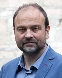 Prof. Burkhard Fritz, Foto: privat