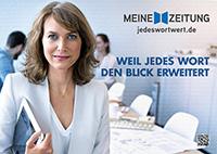 """Die Kampagne startete im Oktober 2017 auch in Baden-Württemberg. Foto: """"Jedes Wort wert"""""""