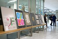 Die Arbeiten waren erstmals im Rahmen der Veranstaltung zu sehen. (Fotos: Selina Spieß)