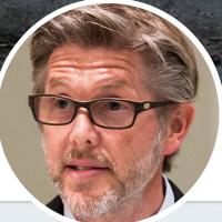 Prof. Dr. Tobias Keber freut sich über mehr Zeichen ...