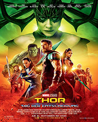 Thor 3 Filmplakat © Wald Disney, Marvel
