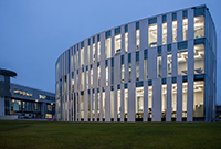 Der Standort des Studiengang seit 2014: die Nobelstraße 8