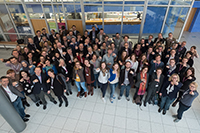 140 Teilnehmer waren zu Gast an der HdM (Fotos: David Büttner)