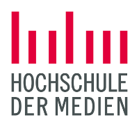 Das neue Logo der HdM wurde im März vorgestellt.
