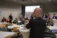 Sie wird in Kooperation mit der HdM organisiert (Fotos: Forum Agile Verwaltung)