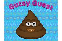 Buddy Poopy hilft bei der Reise durch die Verdauung