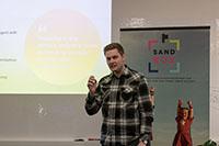 Jens Kühnapfel stellt virtualQ vor