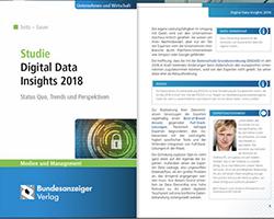 Die Digital Data Insights Studie von Professor Dr. Jürgen Seitz und Christian Sauer