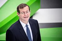 Wiedergewählt: Prof. Dr. Alexander W. Roos