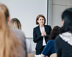 Am Masterinfotag informiert die Hochschule der Medien über alle Masterangebote der Hochschule.