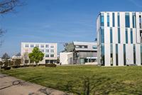 Die Studienangebote der HdM sind auf einem Campus zu finden