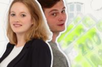 Ökonomisches Fachwissen wird anhand von Geschichten einer fiktiven WG vermittelt. (Bild: www.oeb-handel.de)