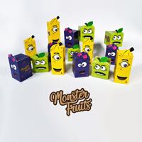 """Die """"MonsterFruits"""" von Marcus Zieboll und Tino Buschhorn, Foto: Projektteam"""