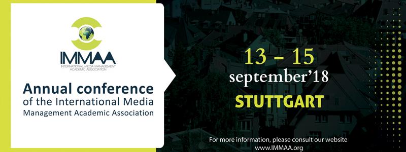 Die Tagung der IMMAA findet 2018 an der Hochschule der Medien statt, Foto: IMMAA