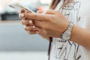 Das Smartphone ist das wichtigste Bildschirmgerät der Deutschen, Foto: Unsplash