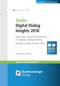 Das Cover der Studie, Foto: Bundesanzeiger Verlag