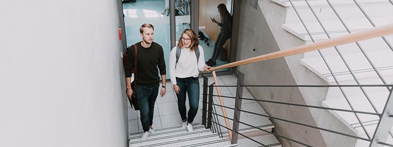 Für den Studienbeginn im Sommersemester 2019 stehen 16 Bachelor- und Masterstudiengänge zur Auswahl