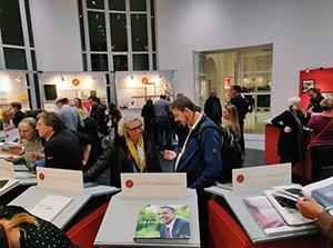 Der Deutsche Fotobuchpreis wurde im Haus der Wirtschaft verliehen, Foto: Pia Müller