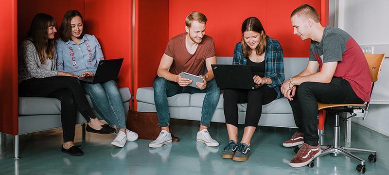 In 16 Bachelor- und Masterstudiengängen kann zum Sommersemester 2019 ein Studium aufgenommen werden