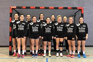 Das Team der WG Stuttgart in ihren von der HdM gesponsorten Trainingspullovern, Foto: Jan Kugel