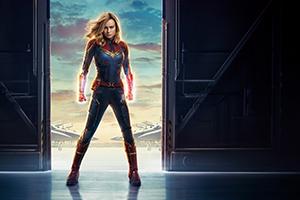 Captain Marvel, wie sie leibt und lebt, Foto: © Disney