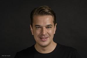 Alexander Franke studierte Online-Medien-Management an der HdM, Foto: Wilhelm Betz Fotografie