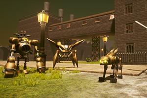 Industrial Dawn VR (Bild: Projektteam)