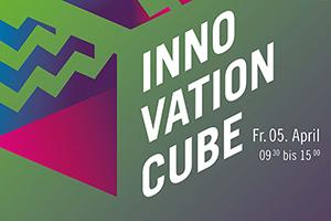 """Der diesjährige Publishers Day findet erstmalig im """"Innovation Cube"""" statt."""