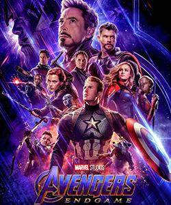 Marvels Avengers: Endgame (Quelle: http://lonepeakcinema.com/services/avengers-endgame/)
