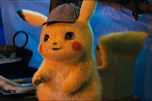 Meisterdetektiv Pikachu versetzt viele Pokémon-Fans zurück in die Kindheit. Foto: Warner Bros. Entertainment Inc.