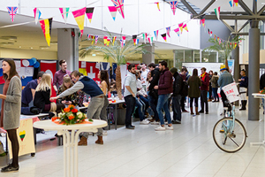 The International Week takes place every year at the HdM