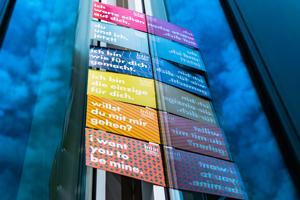 Die sechs Motive der HdM-CityCards-Kampagne, Foto: Christopher Müller