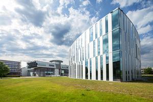 Campus of Hochschule der Medien Stuttgart