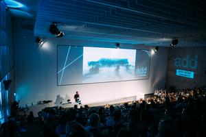 Die add überzeugte mit spannenden Vorträgen von hochkrätigen Speakern, Fotos: Jan und Max Böttinger