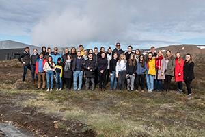 Die Teilnehmerinnen und Teilnehmer des Workshops (Fotos: Bernhard Dusch und Projektteam)
