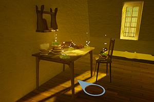 Ein Screenshot aus dem Spiel