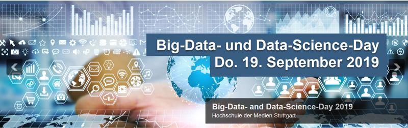 Gäste sind zum dritten Big-Data- und Data-Sience-Day herzlich willkommen.