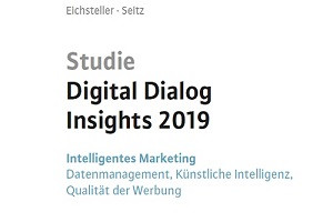 "Die achte Ausgabe der Studienreihe ""Digital Dialog Insights"" wirft einen Blick auf intelligentes Marketing. Foto: Digital Dialog Insights"