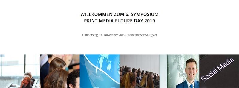 Das Symposium findet zum sechsten Mal statt.