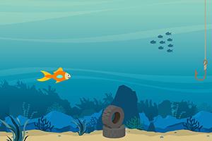Das Lernspiel vermittelt Informationen über Fische und deren Lebensraum