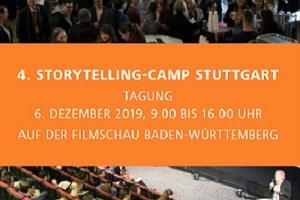 Das vierte Storytelling-Camp findet im Metropol-Kino in Stuttgart statt. Foto: Narrationsforschung.de